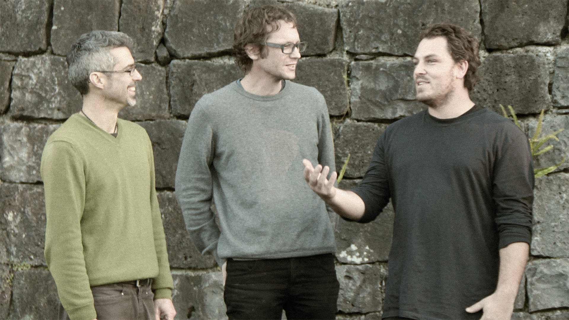 Resilio - Who we are - Finn, Gary, Jack, Bernie