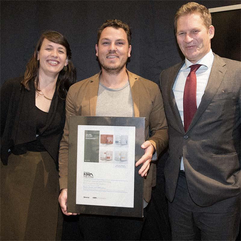 NZILA 2017 Award of Excellence