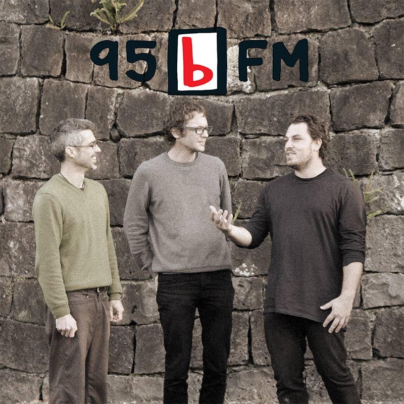 95bFM interviews Resilio Studio